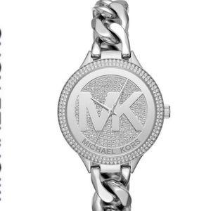 Michael Kors watch. Like new worn twice!